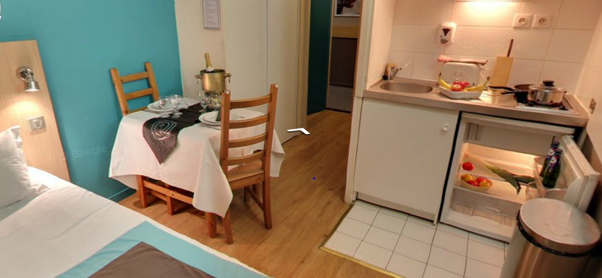 Studio Apartment Sqm Staycity Paris Gare De L Est Paris France
