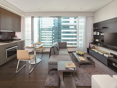 <br>Located in the heart of Taikoo Place, a dynamic business and leisure hub of Hong Kong, Taikoo Place Apartments brings intelligently designed residences tailored for professionals with discerning t