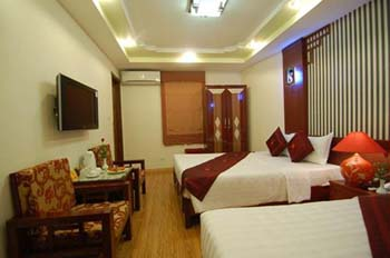 The top- quality services and fair accommodations are the assets of the hotel.  Located in the centre of Hanoi Old Quarter it is the best hotel to stay and to do business when coming to Hanoi. 	    Th