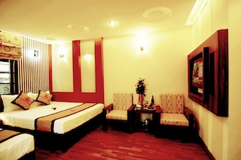 Thaison Palace Hotel is an excellent brand new 3-star hotel which is known for its excellent service and offerings. The hotel is located in the center of Hanoi Old Quarter, tourist area in Vietnam. It
