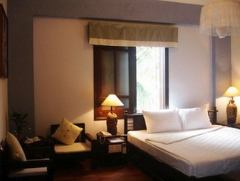 Deluxe Single Studio Apartment 30 Sq.m. Thaison Palace Hotel