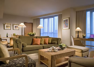 The Ascott Kuala Lumpur is crafted with the connoisseur in mind. A soothing tropical setting of a koi pond featured prominently in the lobby area, sets the tone and ambience. All residences span the s
