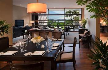 This place is ideal for Families. An exclusive and luxury resort promising the ultimate experience in personalized service, and world class design and amenities. A luxurious serviced accommodation sit