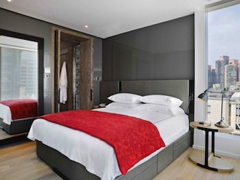 The Jervois is the third newly-built boutique hotel apartment by National Properties, the developer of The Putman and Le Rivage. With custom interior and furnishings by internationally renowned French
