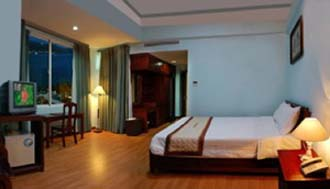 The Light Hotel & Resort in Nha Trang - Vietnam presents 75 spacious guestrooms and 24 villas, comfortable accommodation and latest convenience to allure every guest. This  one-bedroom serviced apartm