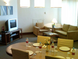 2Br Deluxe 2-Bedroom Apartment 82 Sq.m. The Nomad Sucasa All Suite Hotel