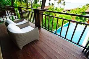 Exterior 2-Bedroom Apartment 400 Sq.m. The Village Coconut Island