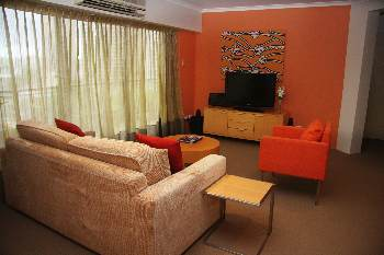 Lounge 2-Bedroom Apartment 0 Sq.m. The York by Swiss-Belhotel
