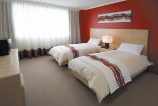Bedroom 2-Bedroom Apartment 0 Sq.m. The York by Swiss-Belhotel