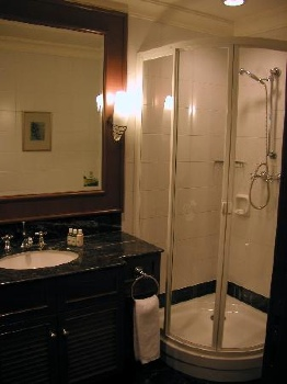 Bathroom 3-Bedroom Apartment  Sq.ft. Treetops Executive Residences