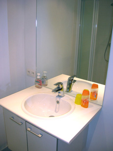 Bathroom Studio Apartment 35 Sq.m. Villa Primavera (Montgomery)