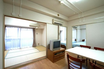 3 Bedroom Standard 3-Bedroom Apartment 57 Sq.m. Hotel MyStays Otemae
