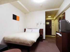 Studio Single Studio Apartment 18 Sq.m. Hotel MyStays Akasaka