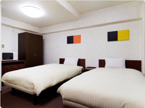 Studio Twin Studio Apartment 35 Sq.m. Hotel MyStays Akasaka
