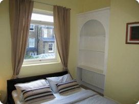 Bedroom   Studio Apartment 40 Sq.m. Whittingstall Residence