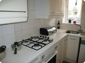 Fully Equipped Kitchen Studio Apartment 40 Sq.m. Whittingstall Residence