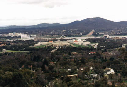 Canberra Overview